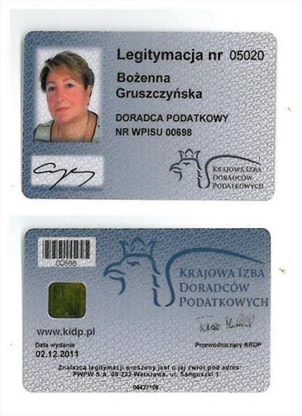 Certyfikat Doradcy Podatkowego