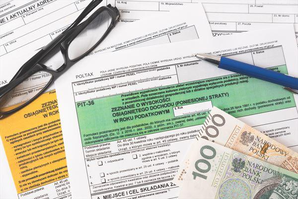 deklaracje podatkowe
