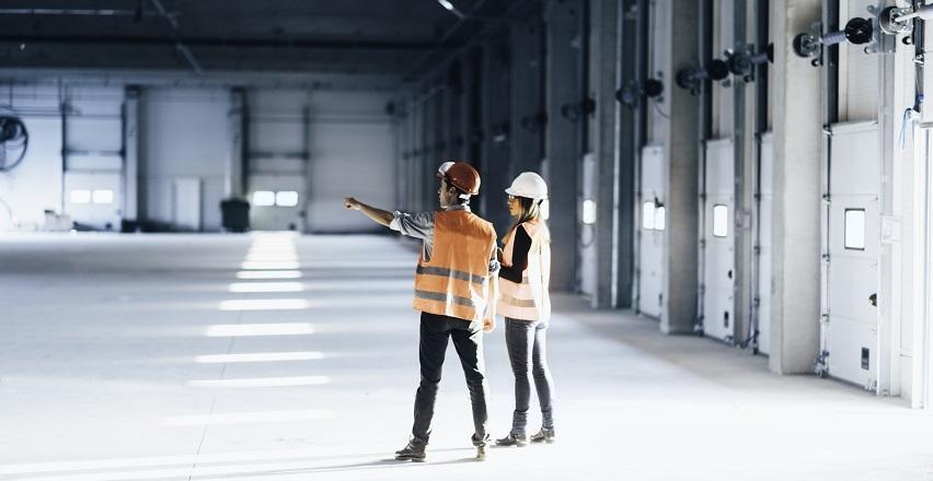 Jak projektuje się dziś hale produkcyjne?