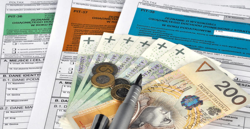 Co warto wiedzieć o zwrocie podatku?