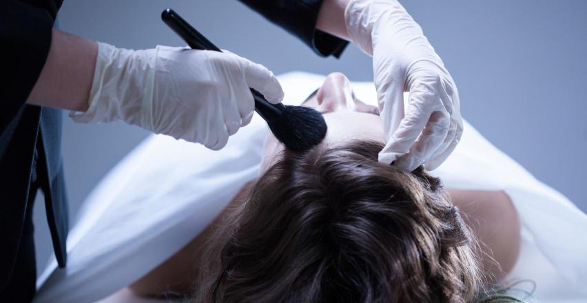 Profesjonalne przygotowanie ciała zmarłego do pochówku