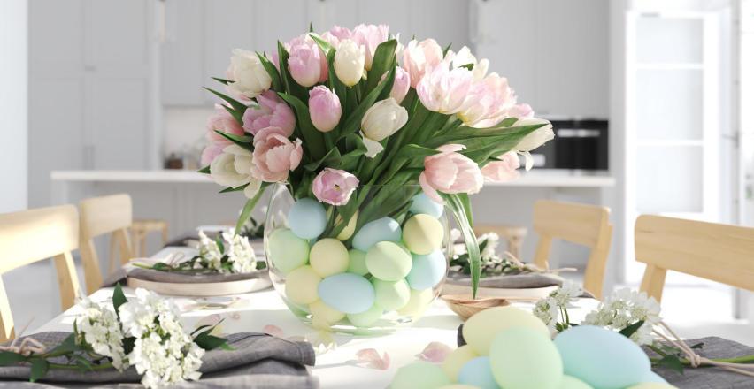Jak udekorować dom lub mieszkanie na Wielkanoc?