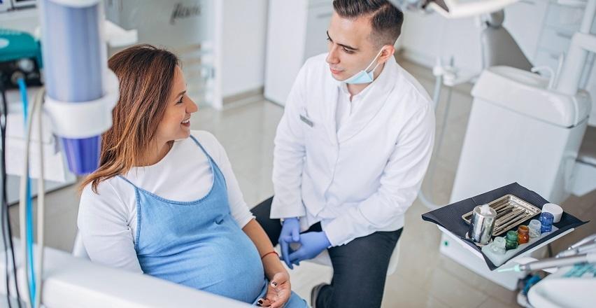 Leczenie zębów w ciąży
