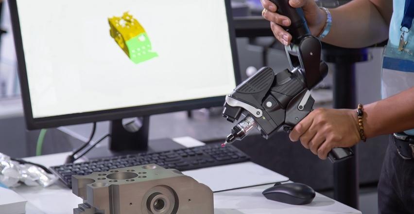 Skanowanie 3D w pracach geodezyjnych