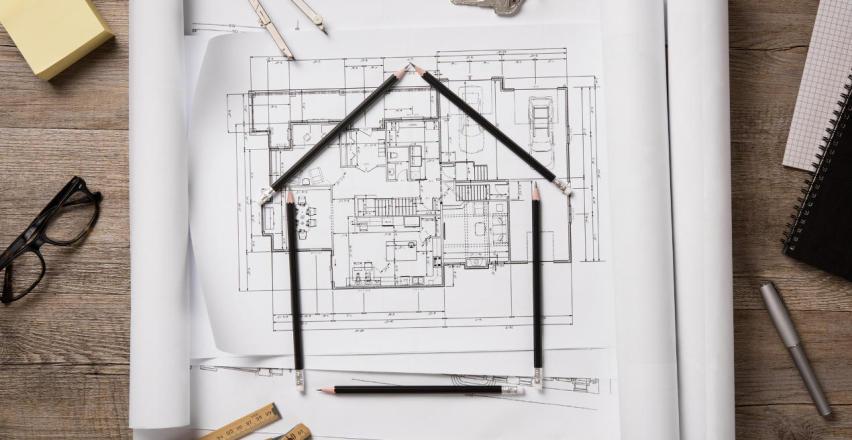 Z jakich elementów składa się projekt architektoniczno - budowlany domu jednorodzinnego?