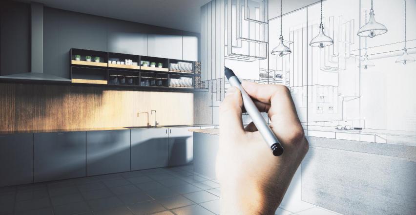 Projektowanie kuchni krok po kroku