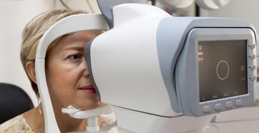 Nadciśnienie oczne. Objawy i sposoby leczenia