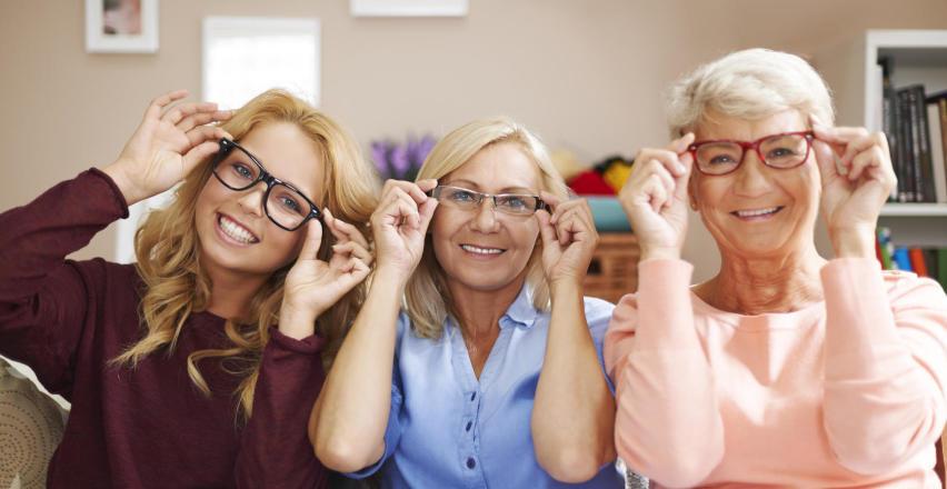 Choroby oczu u osób starszych. Jak dobrać okulary?