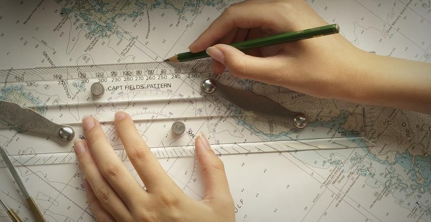 Co zawierają mapy do celów projektowych?