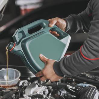 Wymiana oleju i filtrów z Auto Serwis Walter Nowa