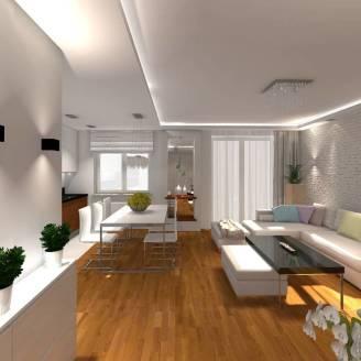 Marzysz o pięknym wnętrzu mieszkania? Skorzystaj z pomocy architektów z Illegal Design