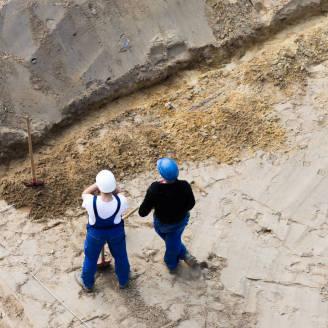 Usługi geotechniki i geologii inżynierskiej w województwie łódzkim