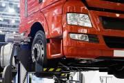 Naprawa zawieszenia w samochodzie ciężarowym. Zasady postępowania