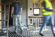 Czy piec na pellet można podłączyć do ogrzewania podłogowego?