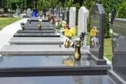 Plastikowy wazon na cmentarz - wady i zalety