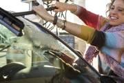 Koszomyjki jako element wyposażenia stacji paliw