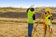 Wyznaczanie granic działki z pomocą biura geodezyjnego Agromiar
