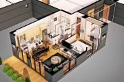 Wizualizacje 3D jako pomoc przy projektowaniu wnętrz